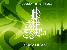 Bulan Ramadhan Tiba
