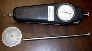 spring force gauge