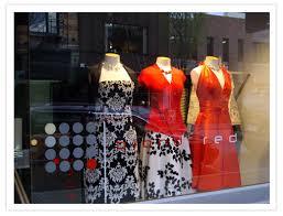 high fashion boutique