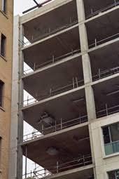 concrete flat slabs