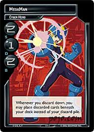 mega man cards