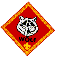 cub scouts wolf