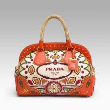 handbag prada