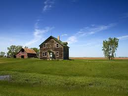 abandoned farmhouses