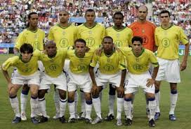 football team brazil