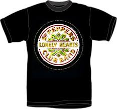 sgt peppers t shirt