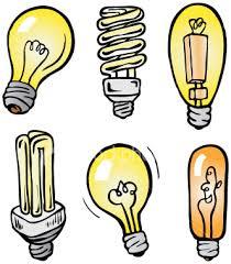 cartoon lamp