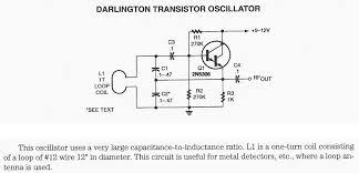 transistor oscillator