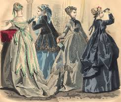 late victorian clothing