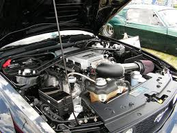 2005 mustang engine