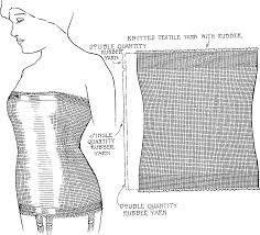 elastic corset