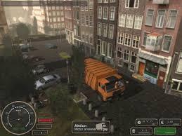 garbage truck simulator 2008