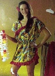 how to dress for a luau