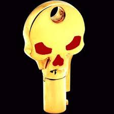 harley key
