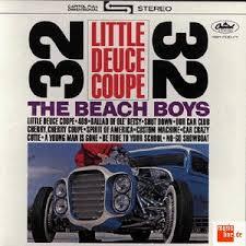 beach boys little deuce coupe