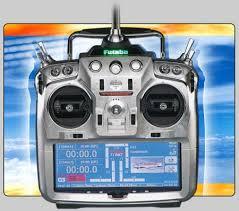 airplane remote controls
