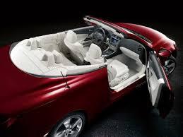 new lexus convertible