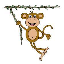 monkey cutouts