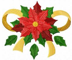 embroidery christmas