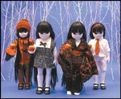 little apple dolls series 1