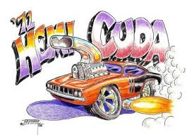 cool car drawing