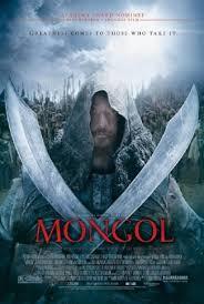 mongol poster