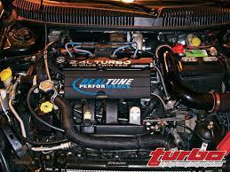 dodge neon srt 4 engine