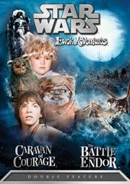 ewoks caravan of courage
