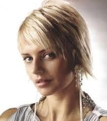 choppy short hair styles