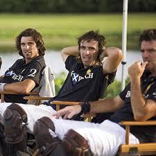 black watch polo team