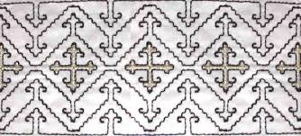 geometric border designs