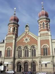 Apéro Saucisson à La Goutte d'Or P187284-Plzen-Great_Synagogue