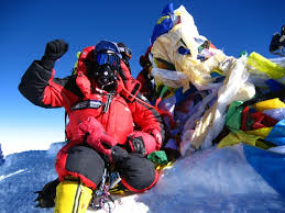 summit of everest