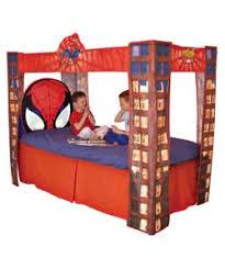spider man bed