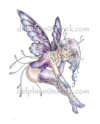 hot topic fairy