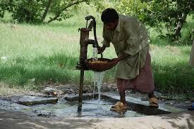 farm water pump