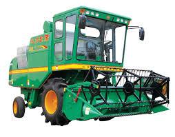 harvester machines