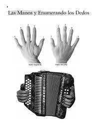 acordes acordeon