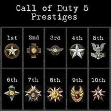 call of duty 5 symbols