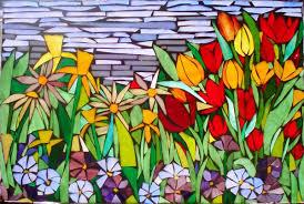 mosaic glass artist