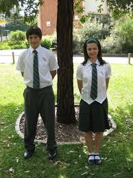 highschool uniform