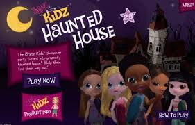 hunted house games