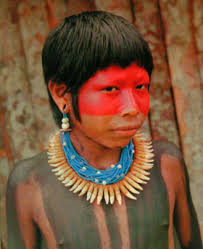 kayapo tribes