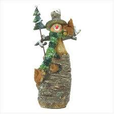 snowmen figurine