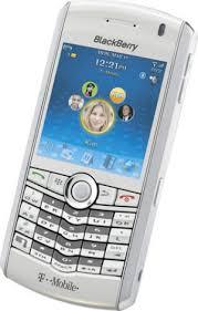 blackberry phone pearl
