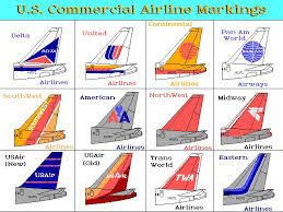 airline markings
