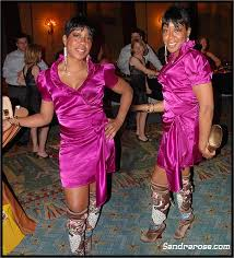 purple ballet slippers