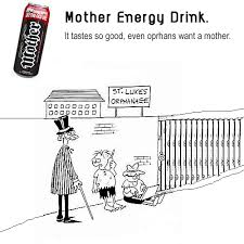 mother energy drink commercial