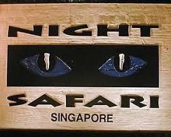 night safari at singapore