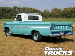 1966 chevy trucks